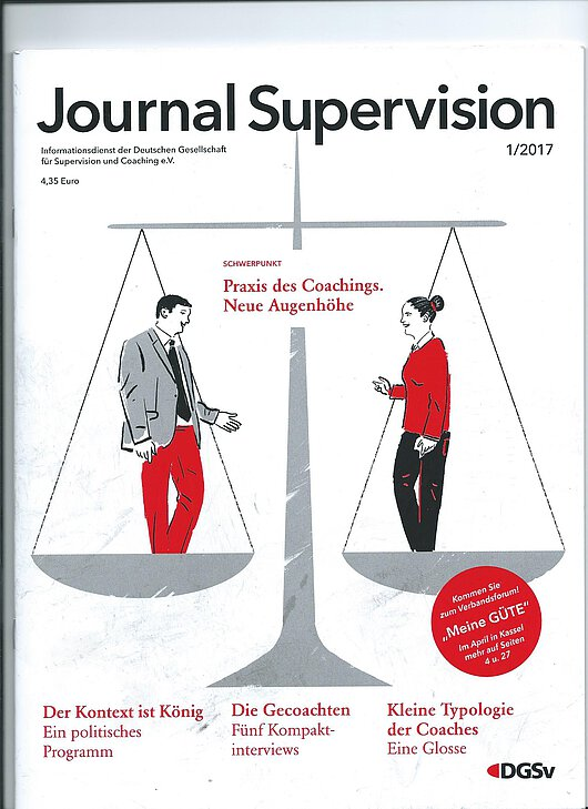 Journal Supervision